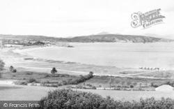 Abersoch, From Bwlchtocyn c.1936