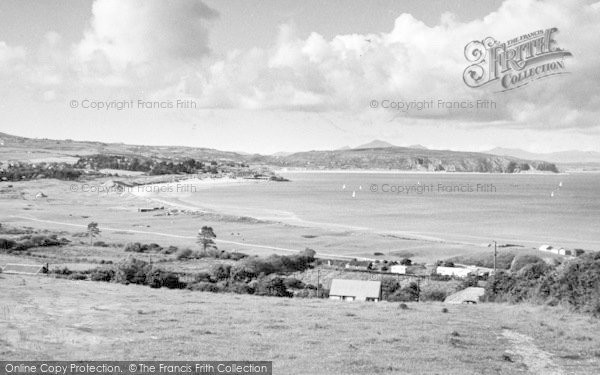 Photo of Abersoch, From Bwlchtocyn c.1965