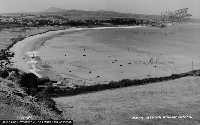 Photo of Abersoch, From Bwlchtocyn c.1965
