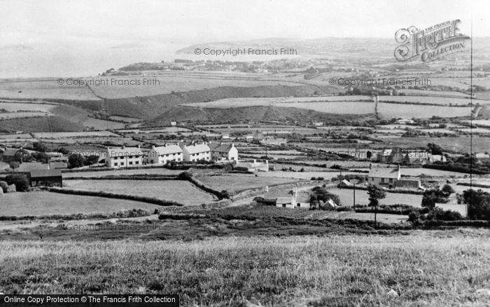 Photo of Abersoch, From Mynytho c.1955