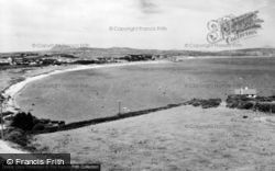 Abersoch, General View From Porth Tocyn Hotel c.1965