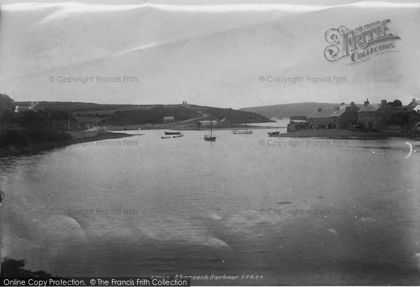 Photo of Abersoch, Harbour 1901