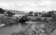 Abersoch, Harbour c.1960