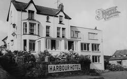 Abersoch, Harbour Hotel c.1965