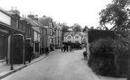 Abersoch, Harbour Street c.1965