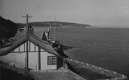 Abersoch, Llanbedrog Head From The Headland 1936