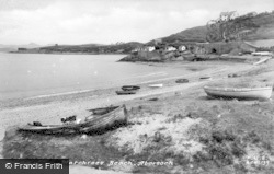 Abersoch, Machroes Beach c.1935