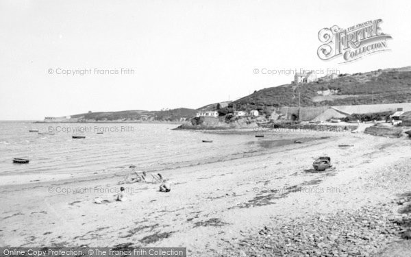 Photo of Abersoch, Machroes Beach c.1960