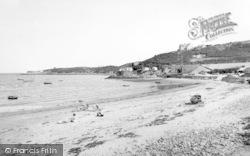 Abersoch, Machroes Beach c.1960