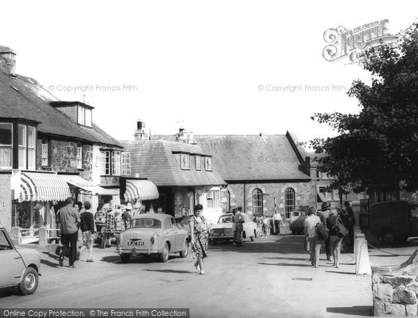 Photo of Abersoch, Main Street c.1965