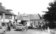 Abersoch, Main Street c.1965