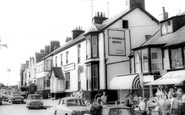 Abersoch, Main Street c1965