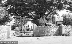 Abersoch, Manor Private Hotel c.1965