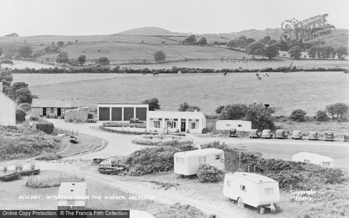 Photo of Abersoch, Mynytho From The Warren c.1955