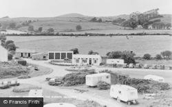 Abersoch, Mynytho From The Warren c.1955
