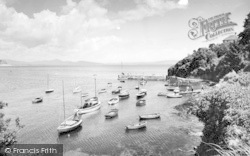 Abersoch, Outer Harbour c.1965