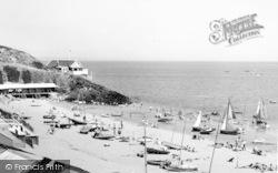 Abersoch, Penbennar Beach c.1960