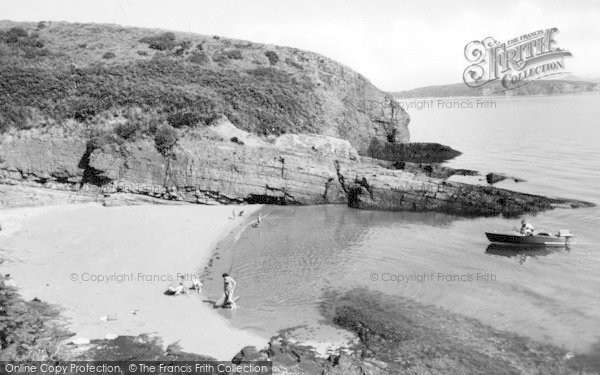 Photo of Abersoch, Porth Bach c.1965