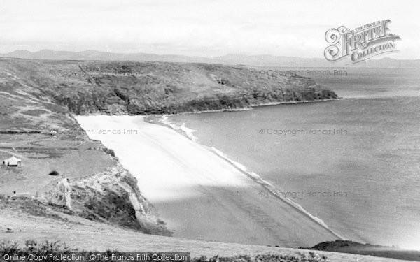 Photo of Abersoch, Porth Ceiriad c.1936