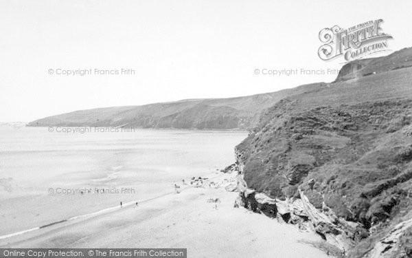 Photo of Abersoch, Porth Ceiriad c.1960