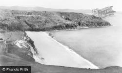 Abersoch, Porth Ceiriad From West Abersoch c.1960