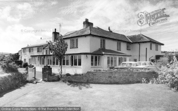 Photo of Abersoch, Porth Tocyn Hotel c.1960