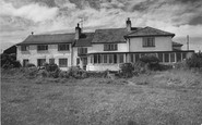 Abersoch, Porth Tocyn Hotel c.1960