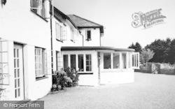 Abersoch, Porth Tocyn Hotel c.1965