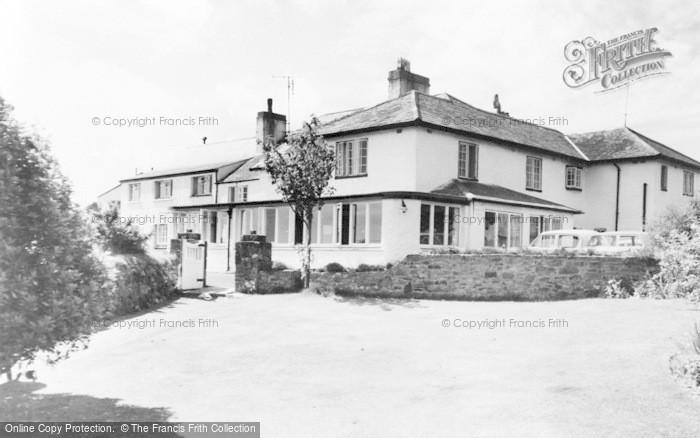 Photo of Abersoch, Porth Tocyn Hotel c.1965