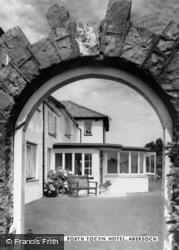Porth Tocyn Hotel c.1965, Abersoch