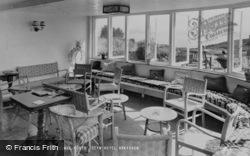 Porth Tocyn Hotel, Sun Lounge c.1965, Abersoch