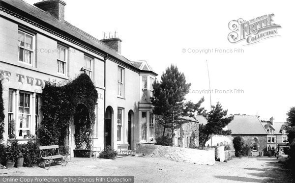 Photo of Abersoch, St Tudwal's Hotel 1901