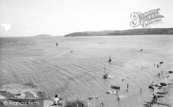 Abersoch, St Tudwal's Isand c.1960
