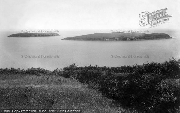 Photo of Abersoch, St Tudwal's Island 1901