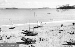 Abersoch, St Tudwal's Island c.1965