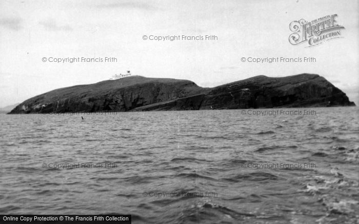 Photo of Abersoch, St Tudwal's Island West 1961