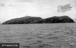 Abersoch, St Tudwal's Island West 1961
