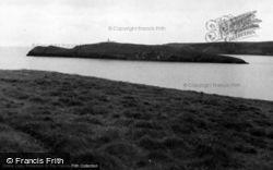 Abersoch, St Tudwal's Islands 1961