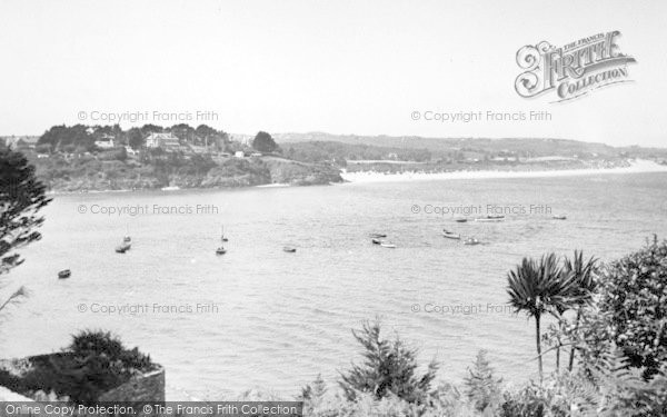 Photo of Abersoch, The Bay c.1960