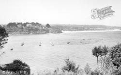 Abersoch, The Bay c.1960