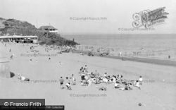 Abersoch, The Beach 1936
