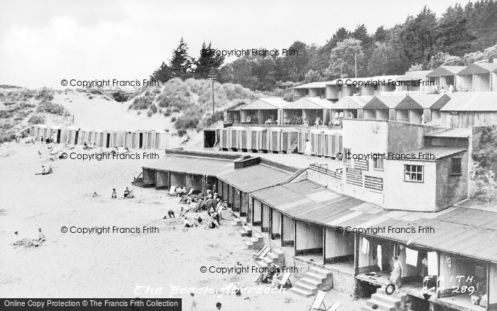 Photo of Abersoch, The Beach c.1950