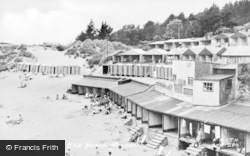 Abersoch, The Beach c.1950
