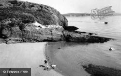 The Beach c.1960, Abersoch