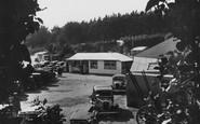 Abersoch, The Beach Café 1936