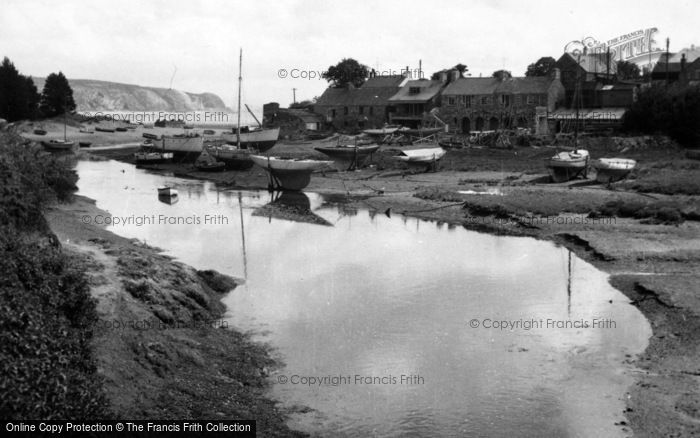 Photo of Abersoch, The Harbour 1961