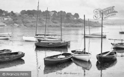 Abersoch, The Harbour c.1955