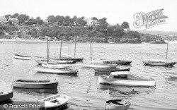 Abersoch, The Harbour c.1960