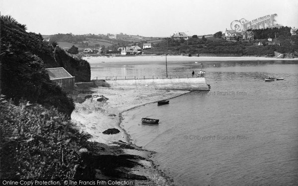 Photo of Abersoch, The Harbour From Bennar Headland 1936