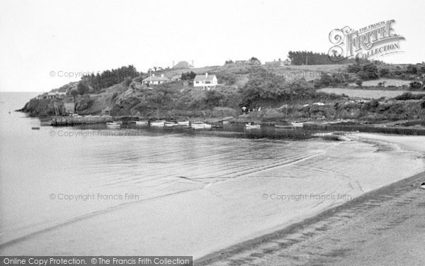 Photo of Abersoch, The Headland c.1955